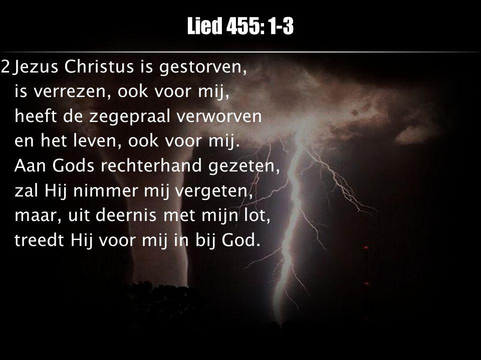 Lied 455: 1-3