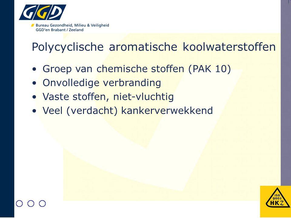 Polycyclische aromatische koolwaterstoffen