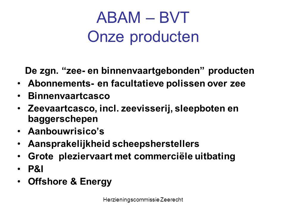 ABAM – BVT Onze producten