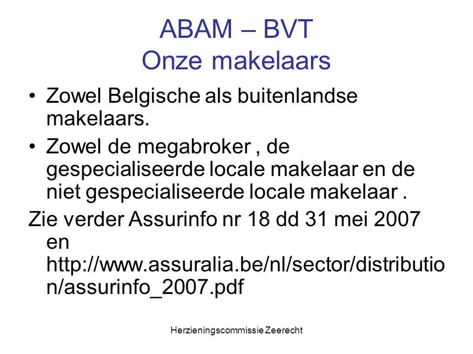 ABAM – BVT Onze makelaars