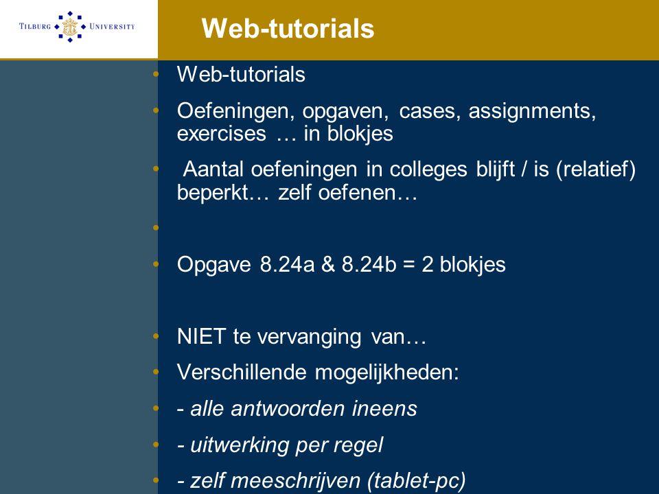 Web-tutorials Web-tutorials