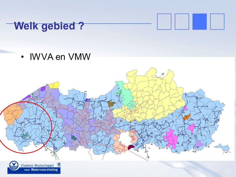 Welk gebied IWVA en VMW 2