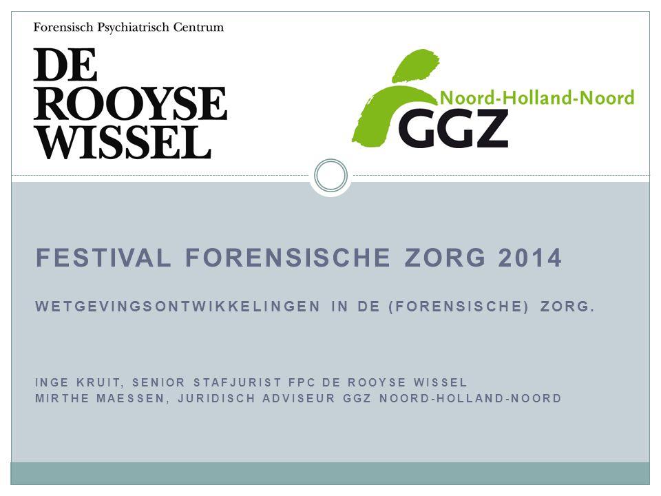 Festival Forensische Zorg 2014