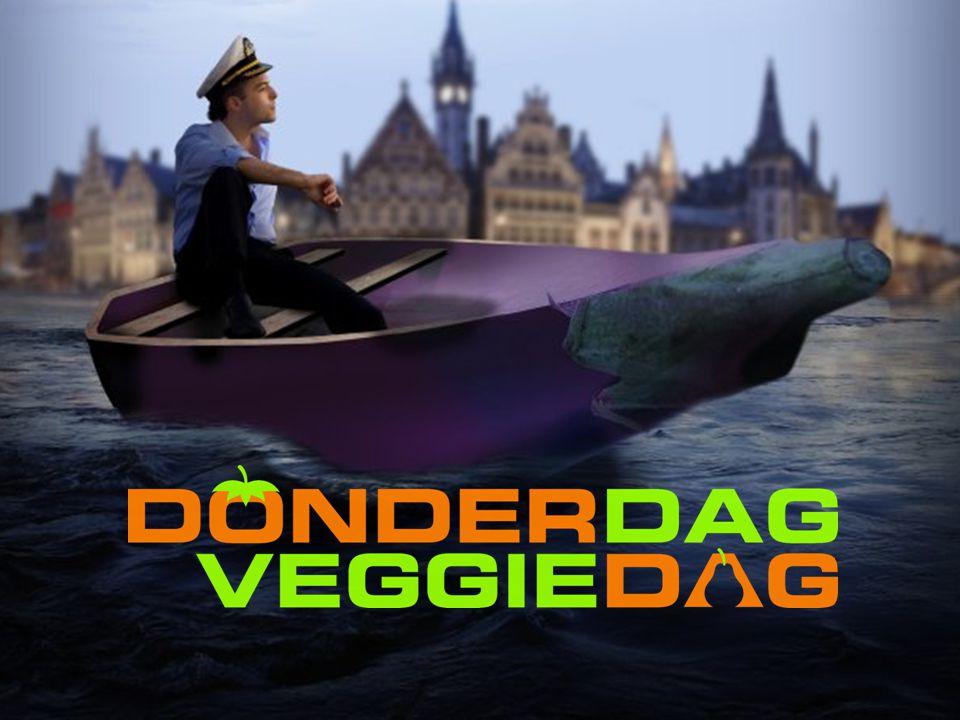 EVA heeft natuurlijk niet op de overheid gewacht om te starten met brede sensibilisering, en ontwikkelde daarvoor de campagne Donderdag Veggiedag.