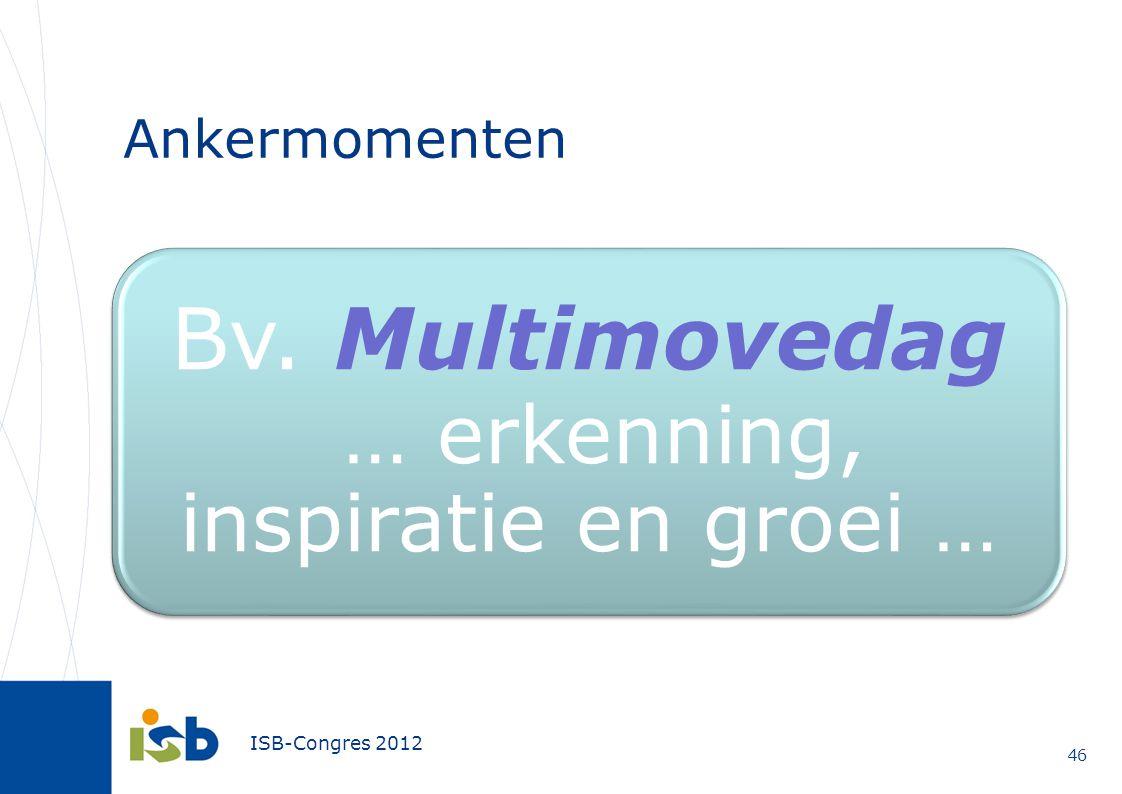 Bv. Multimovedag … erkenning, inspiratie en groei …