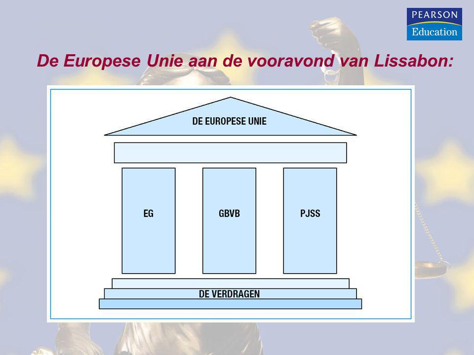 De Europese Unie aan de vooravond van Lissabon: