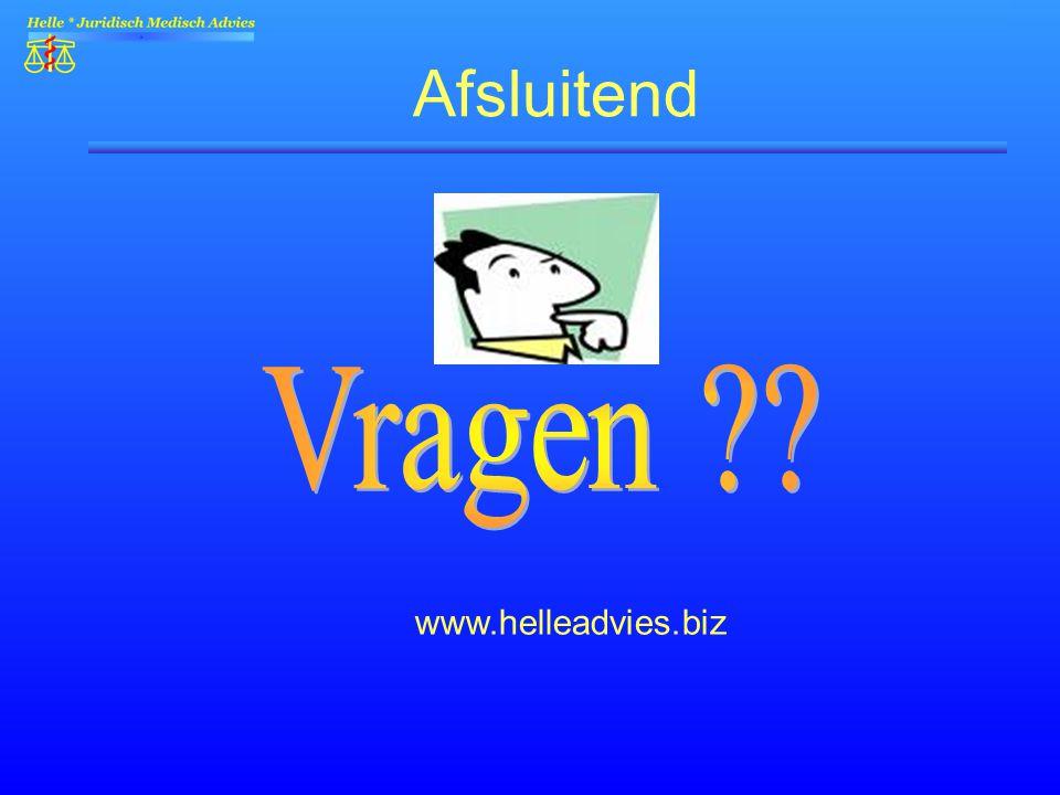 Afsluitend Vragen www.helleadvies.biz