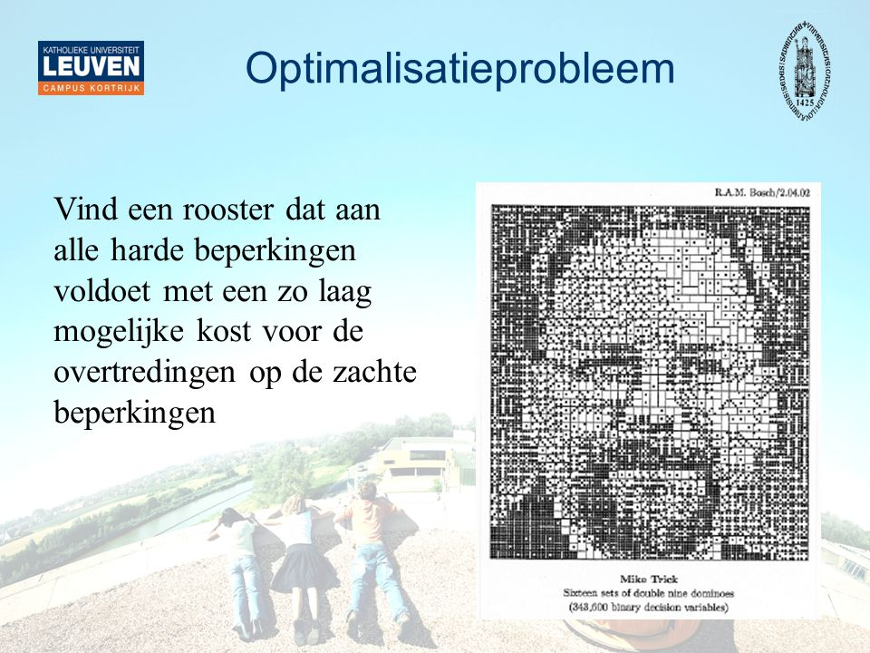 Optimalisatieprobleem