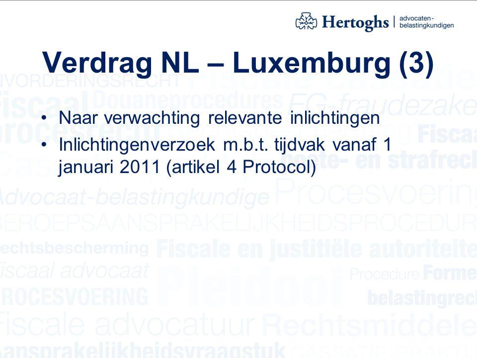 Verdrag NL – Luxemburg (3)