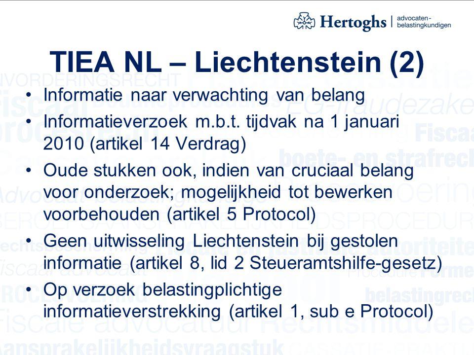 TIEA NL – Liechtenstein (2)