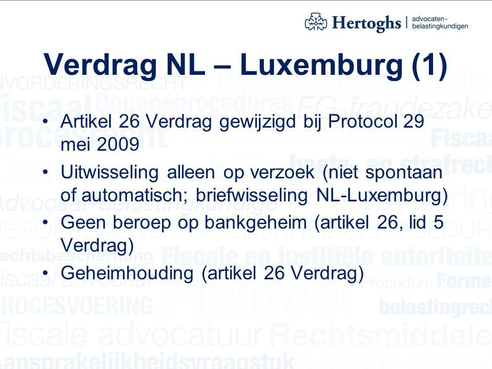 Verdrag NL – Luxemburg (1)