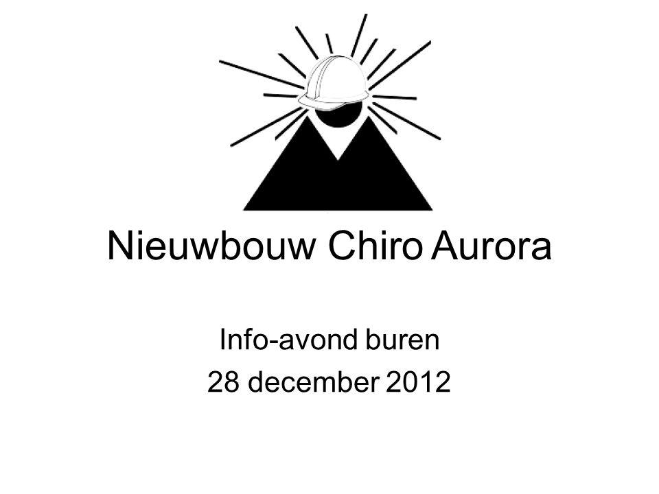 Nieuwbouw Chiro Aurora
