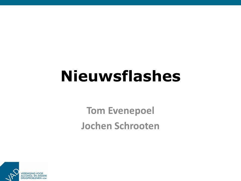 Tom Evenepoel Jochen Schrooten