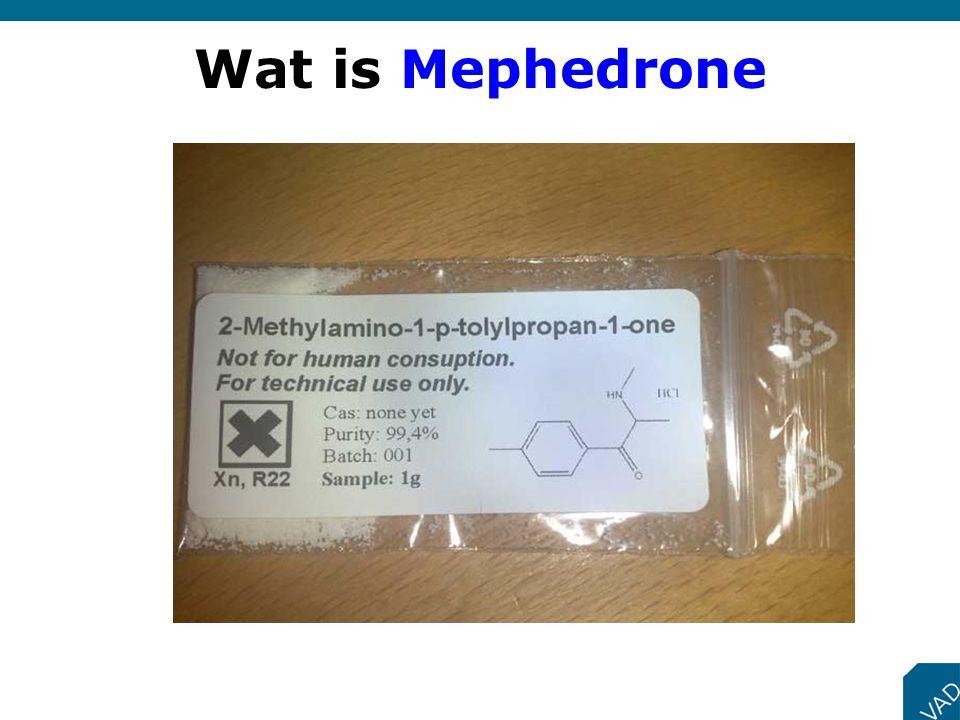 Wat is Mephedrone Online verkoop als 'plantenvoeding'