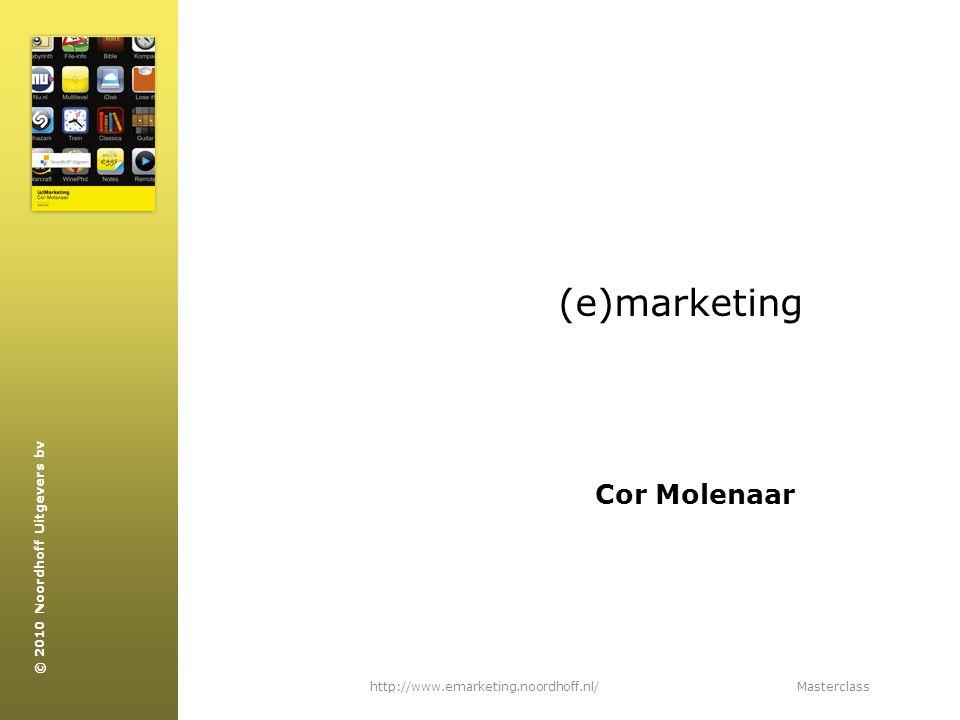 http://www.emarketing.noordhoff.nl/ Masterclass