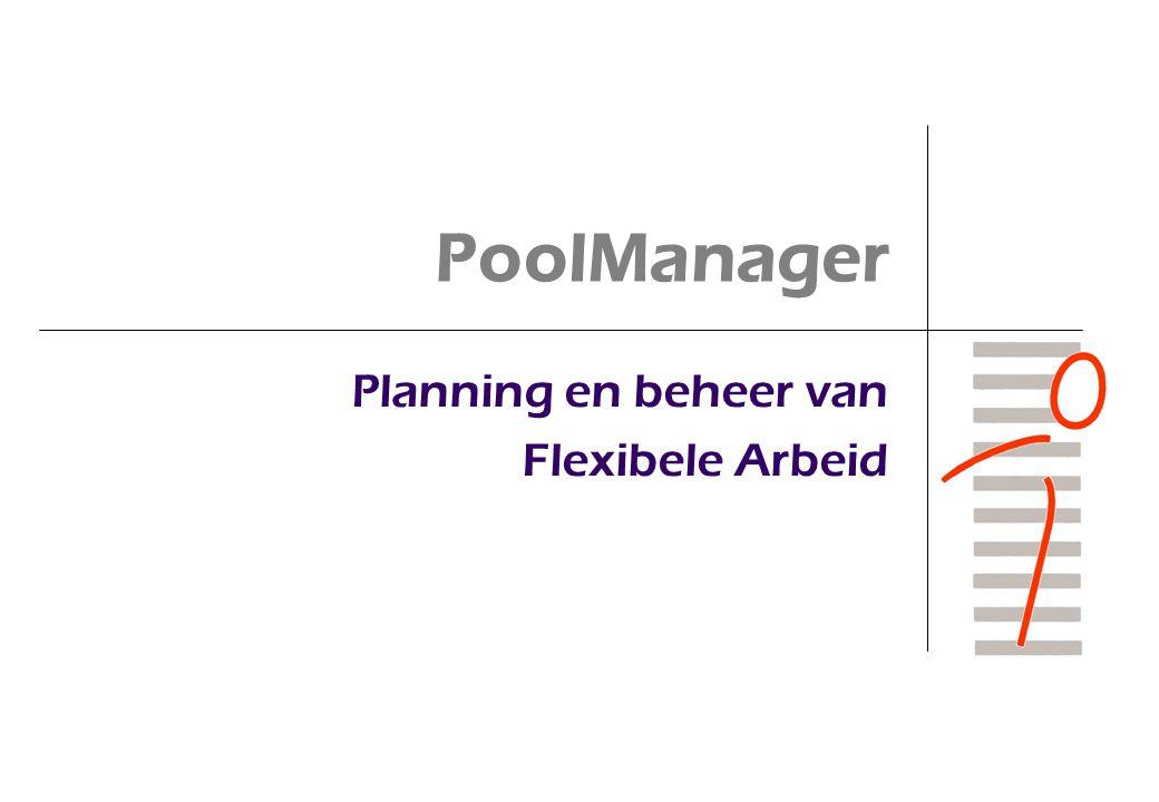 Planning en beheer van Flexibele Arbeid