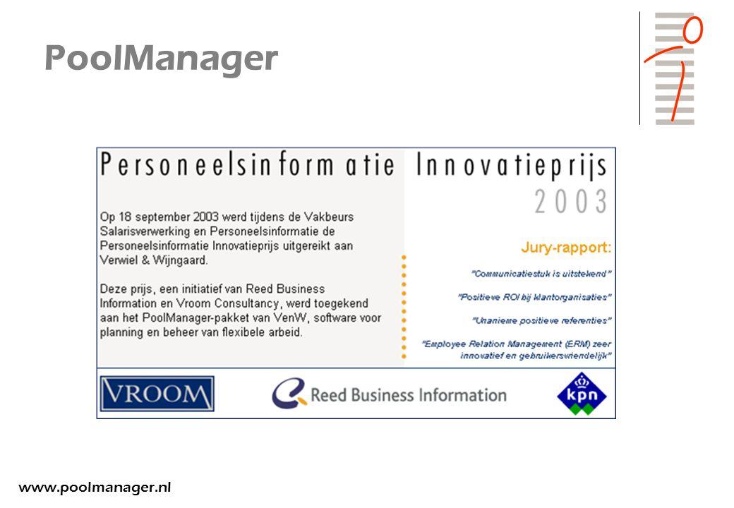PoolManager www.poolmanager.nl A. Afbeelding van Prijs