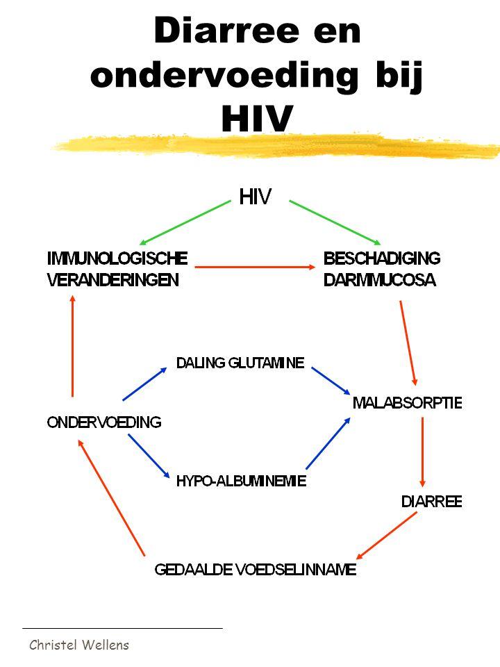 Diarree en ondervoeding bij HIV