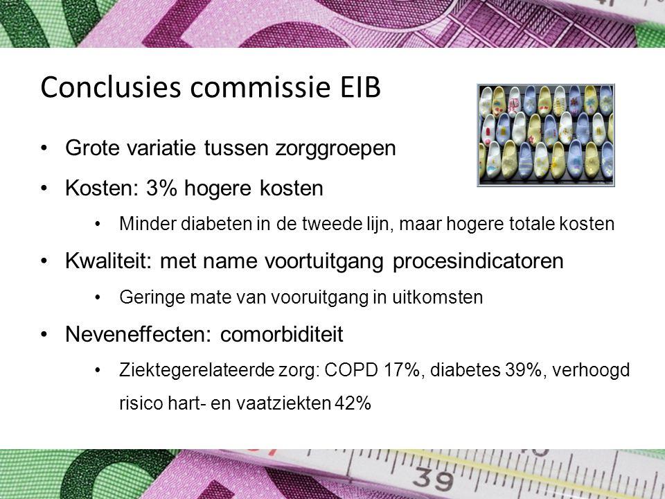 Conclusies commissie EIB