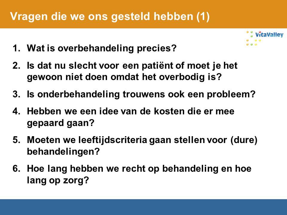 Vragen die we ons gesteld hebben (1)