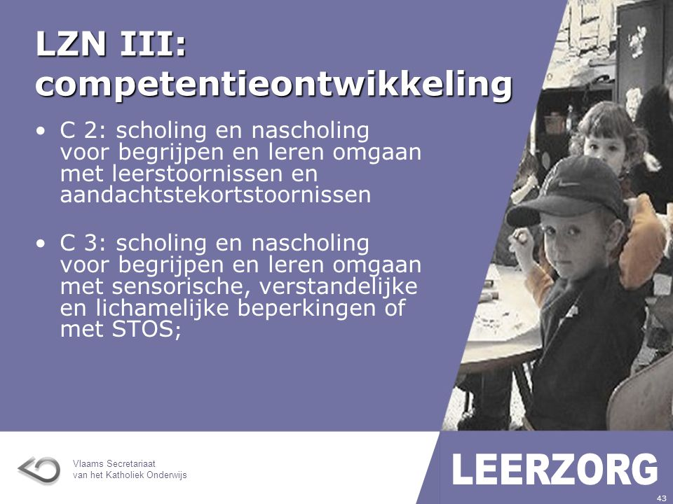 LZN III: competentieontwikkeling