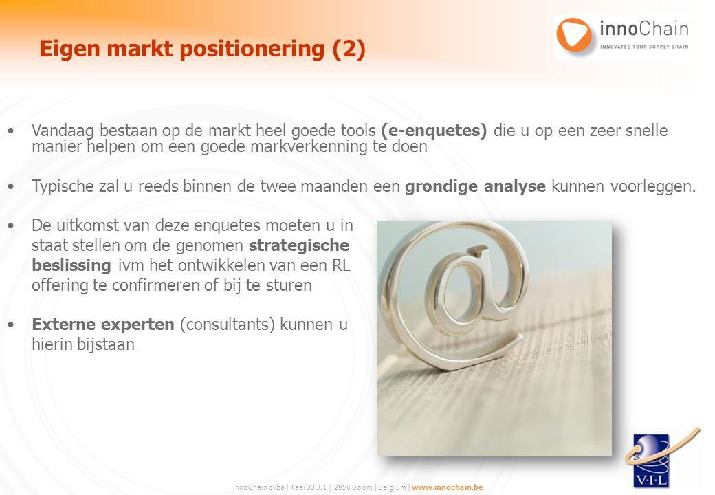 Eigen markt positionering (2)