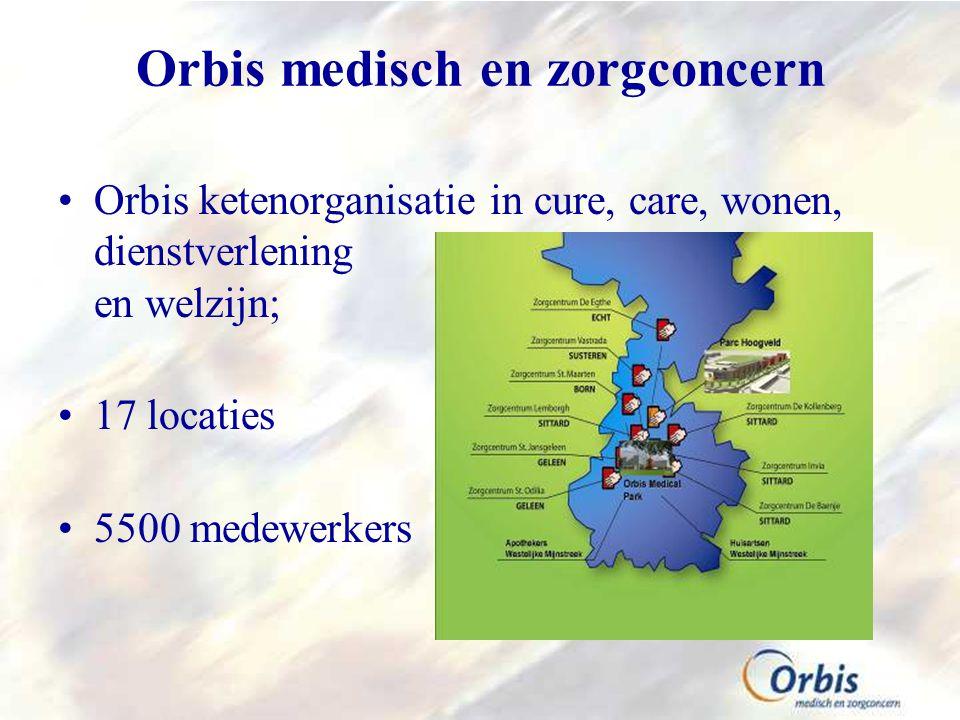 Orbis medisch en zorgconcern