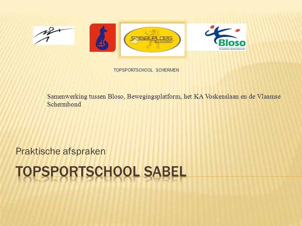TOPSPORTSCHOOL SCHERMEN