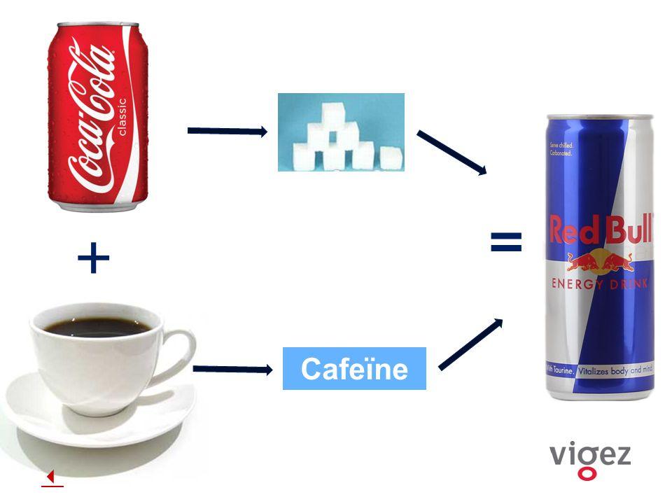 = + Cafeïne 