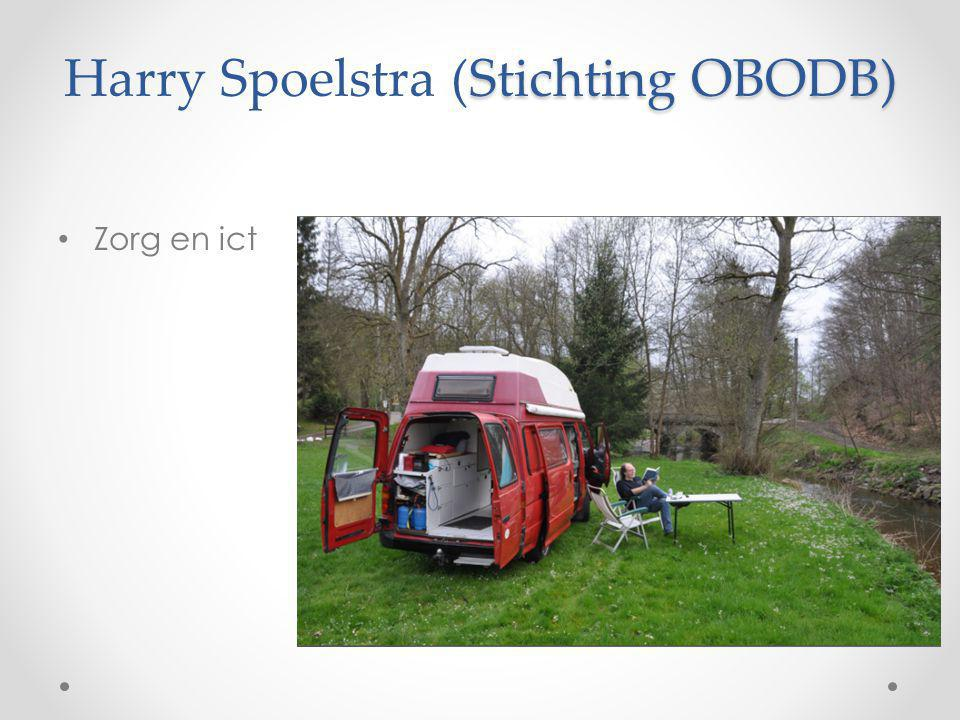 Harry Spoelstra (Stichting OBODB)