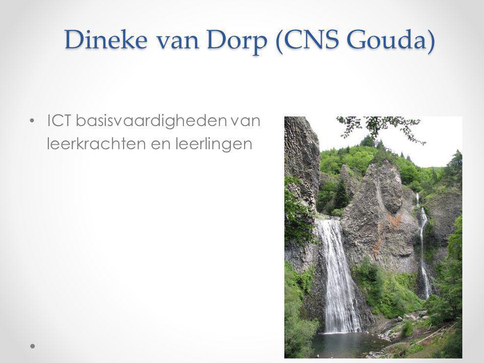 Dineke van Dorp (CNS Gouda)