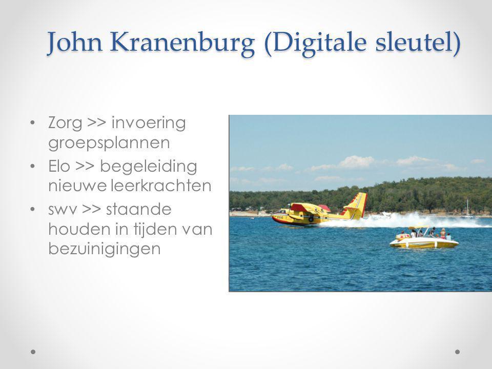 John Kranenburg (Digitale sleutel)