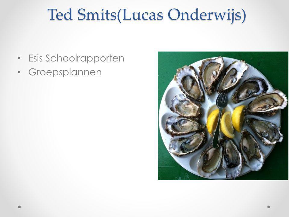 Ted Smits(Lucas Onderwijs)