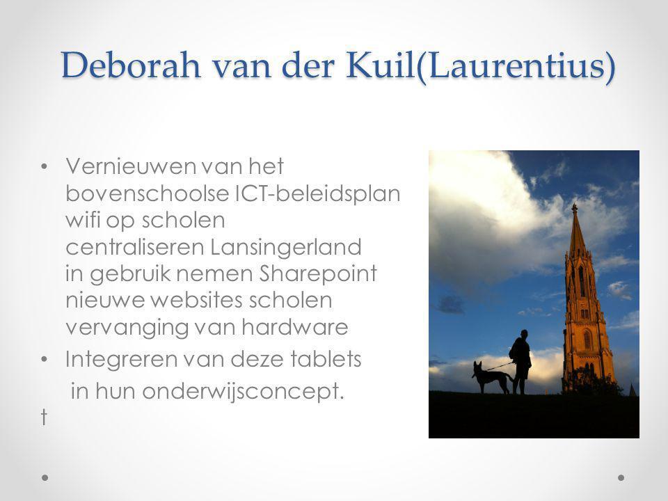 Deborah van der Kuil(Laurentius)