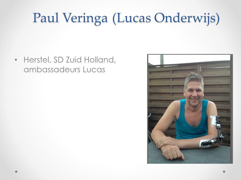 Paul Veringa (Lucas Onderwijs)