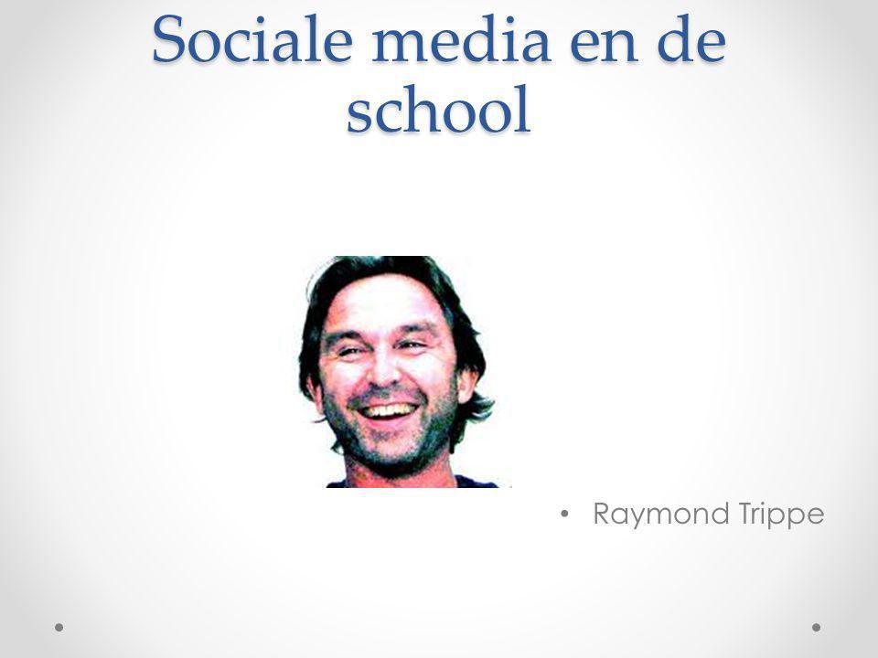 Sociale media en de school