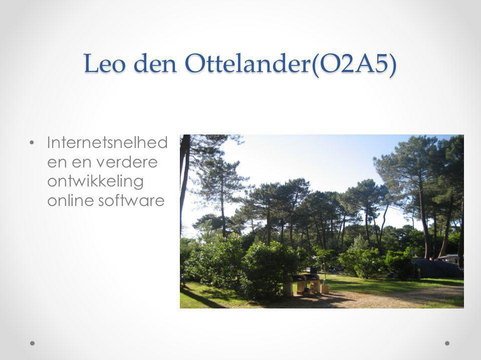 Leo den Ottelander(O2A5)