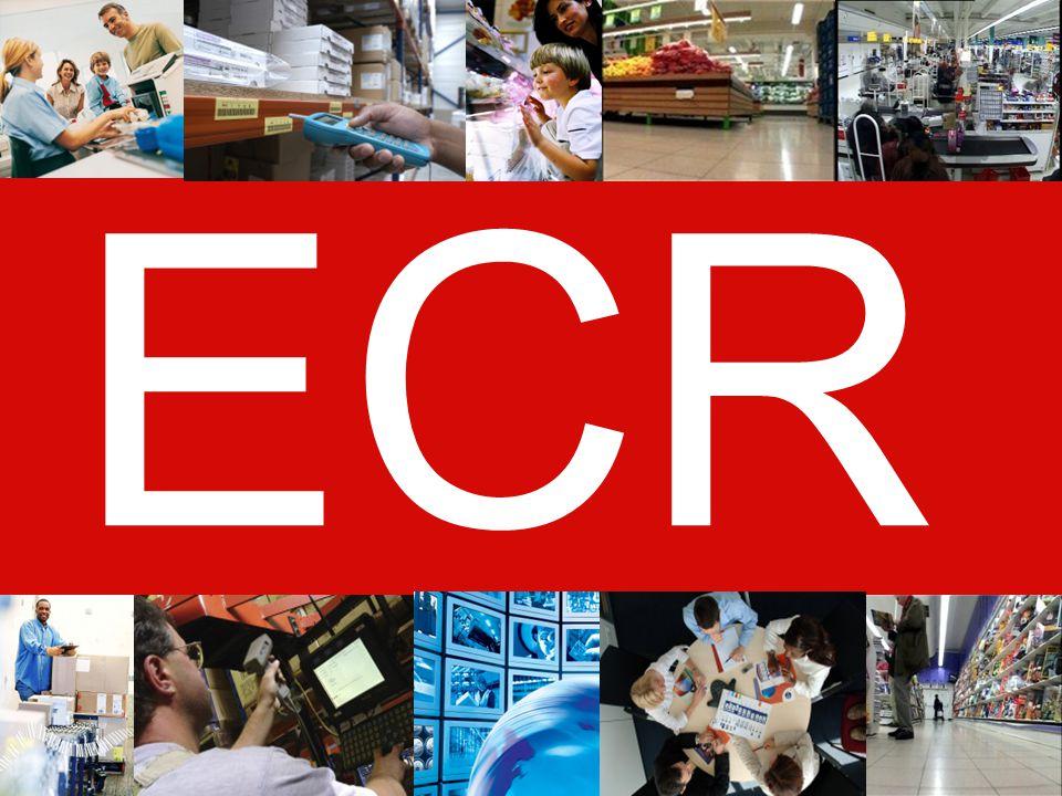 ECR Dit is het centrale uitgangspunt van ECR: