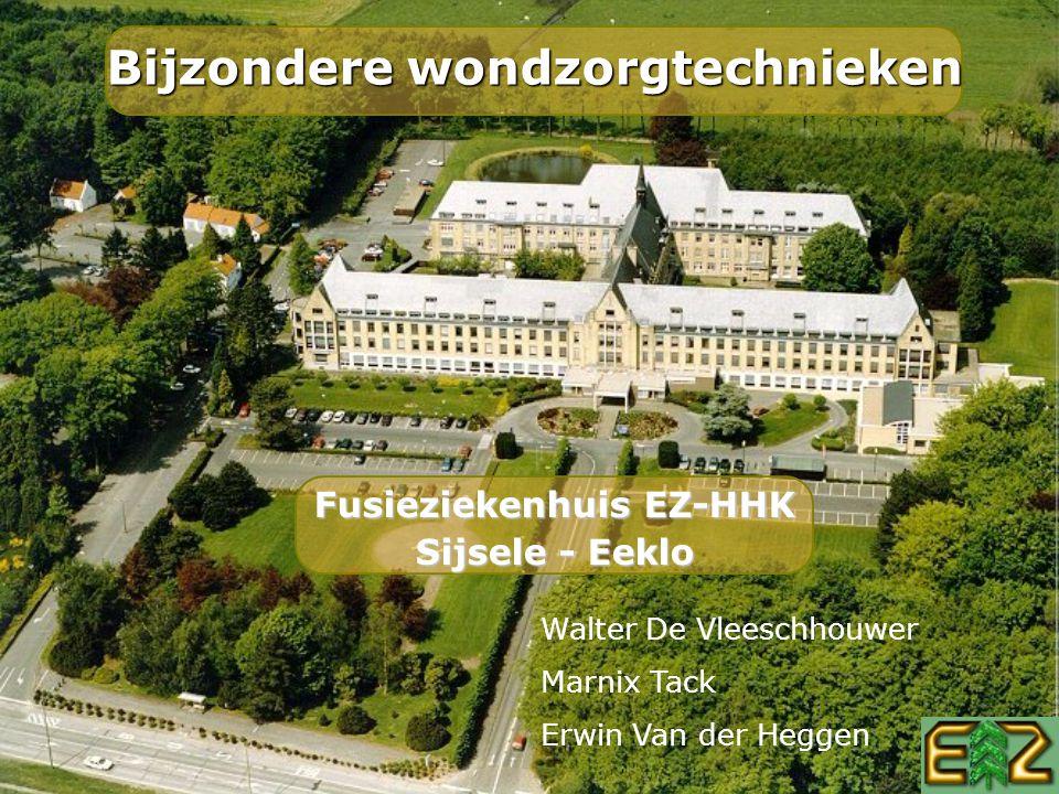 Fusieziekenhuis EZ-HHK Sijsele - Eeklo