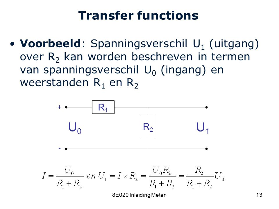 8C120 College 15a Transfer functions.