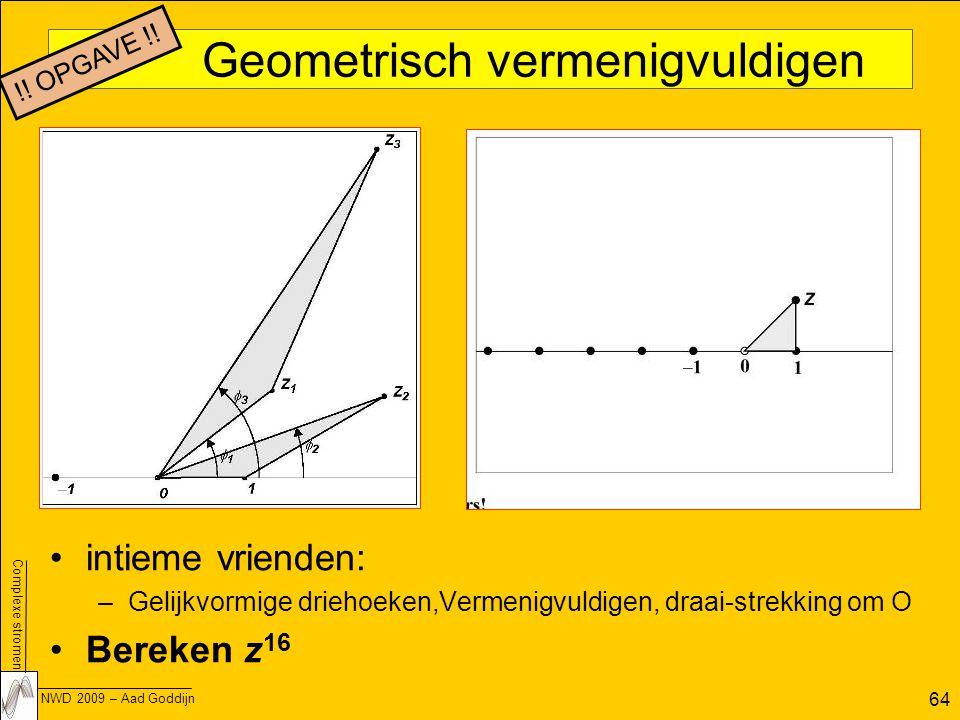 Geometrisch vermenigvuldigen