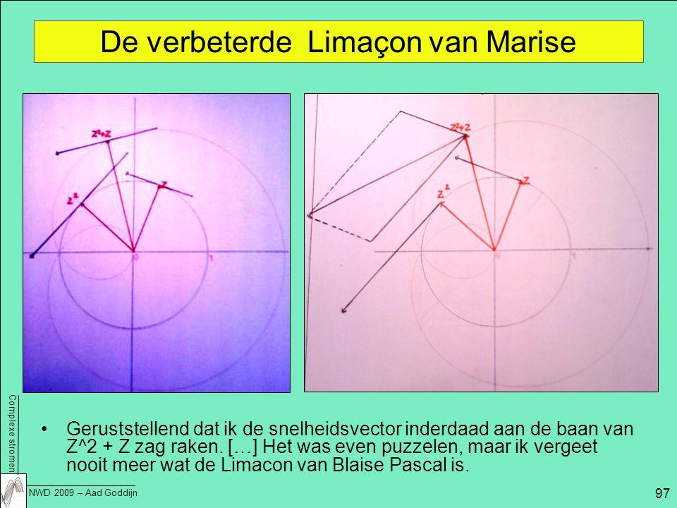 De verbeterde Limaçon van Marise