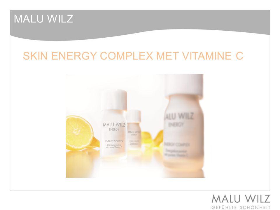 MALU WILZ SKIN ENERGY COMPLEX MET VITAMINE C