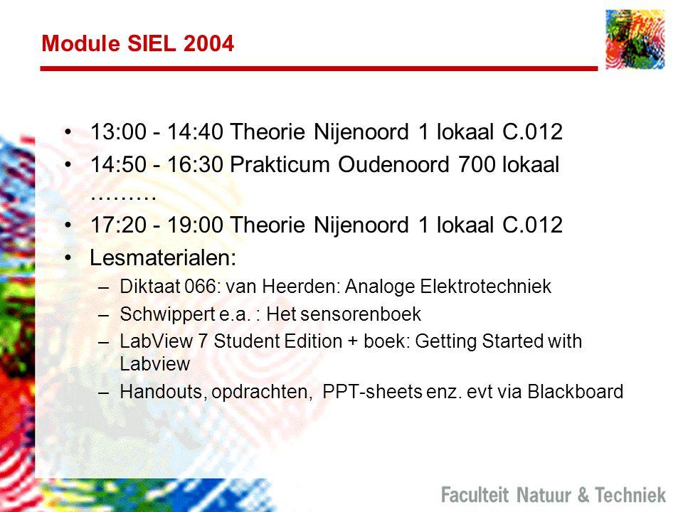 13:00 - 14:40 Theorie Nijenoord 1 lokaal C.012