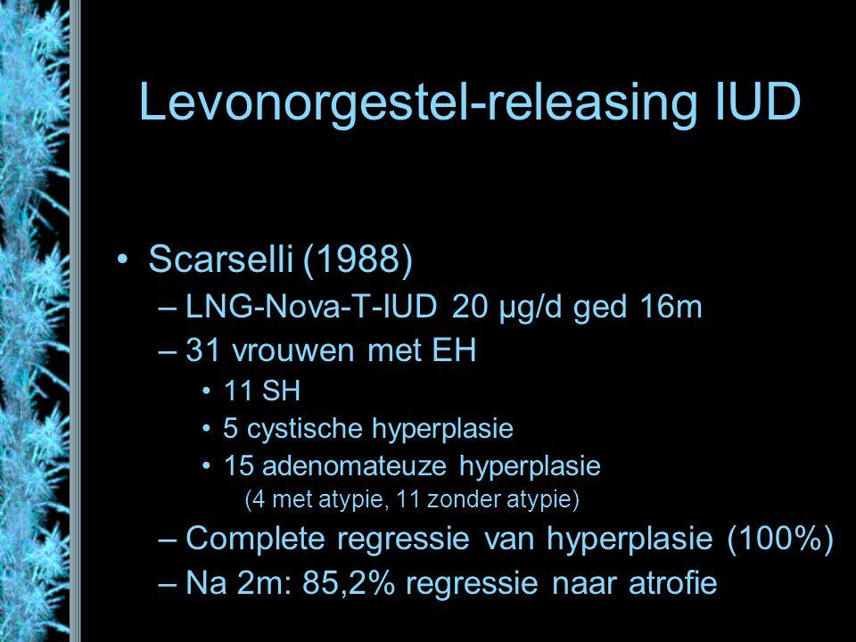 Levonorgestel-releasing IUD