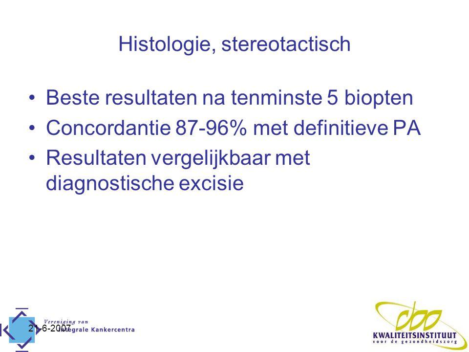 Histologie, stereotactisch