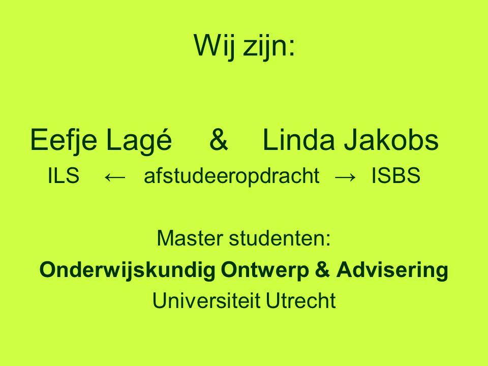 Onderwijskundig Ontwerp & Advisering