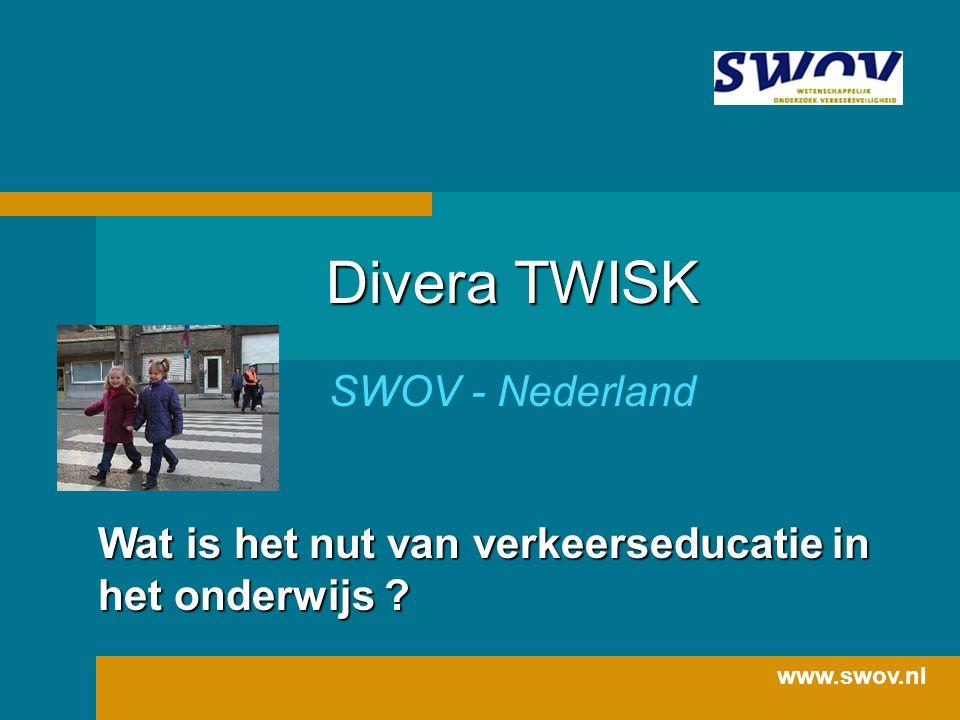 Divera TWISK SWOV - Nederland