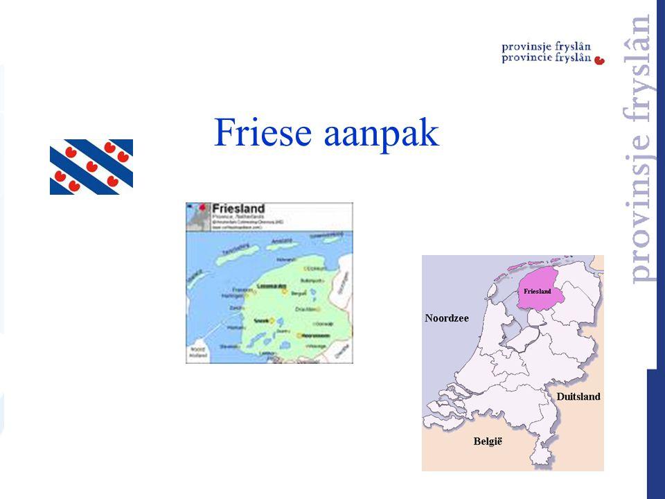 Friese aanpak Plan van aanpak - aangepast