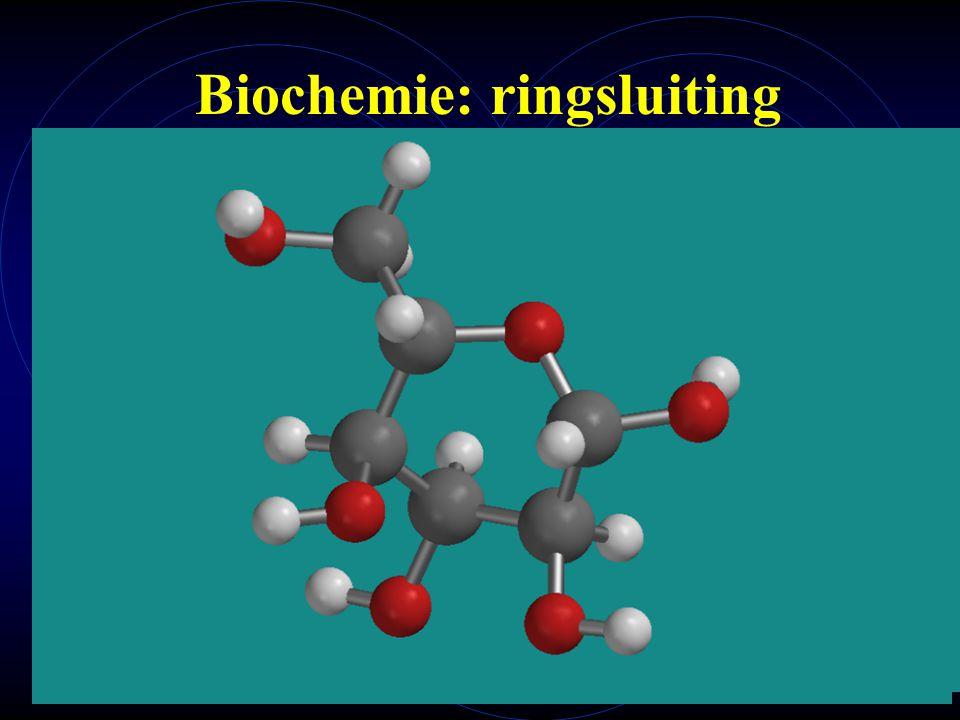 Biochemie: ringsluiting